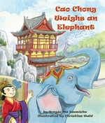 Book cover of CAO CHONG WEIGHS AN ELEPHANT