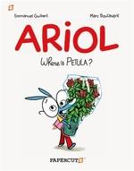 Book cover of ARIOL WHERE'S PETULA