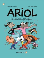 Book cover of ARIOL 10 LITTLE RATS OF THE OPERA