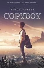 Book cover of COPYBOY