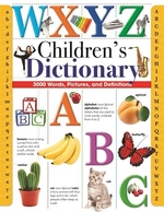 Book cover of CHILDREN'S DICT