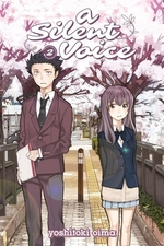 Book cover of SILENT VOICE 02
