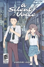 Book cover of SILENT VOICE 03