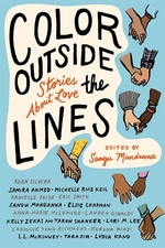 Book cover of COLOR OUTSIDE THE LINES