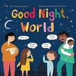 Book cover of GOOD NIGHT WORLD