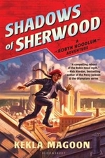 Book cover of ROBYN HOODLUM 01 SHADOWS OF SHERWOOD