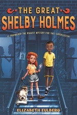 Book cover of GREAT SHLBY HOLMES 01