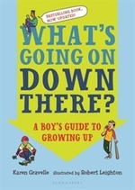 Book cover of WHAT'S GOING ON DOWN THERE