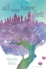Book cover of ALL WE HAVE LEFT