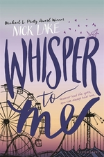 Book cover of WHISPER TO ME