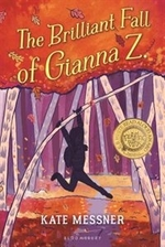 Book cover of BRILLIANT FALL OF GIANNA Z
