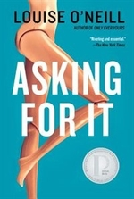 Book cover of ASKING FOR IT