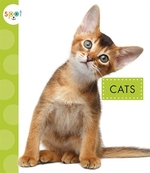 Book cover of CATS - SPOT PETS
