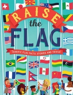 Book cover of RAISE THE FLAG