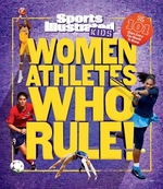 Book cover of WOMEN ATHLETES WHO RULE