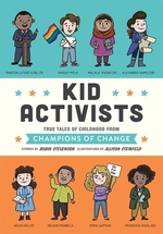 Book cover of KID ACTIVISTS