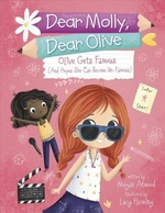 Book cover of DEAR MOLLY DEAR OLIVE-OLIVE BECOMES FAMO