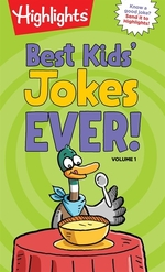 Book cover of BEST KIDS' JOKES EVER V 1