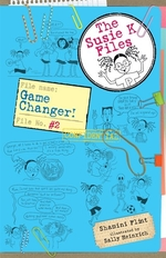 Book cover of SUSIE K FILES 02 GAME CHANGER