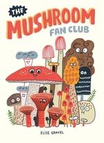 Book cover of MUSHROOM FAN CLUB