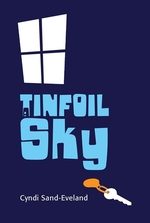 Book cover of TINFOIL SKY