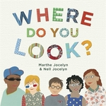 Book cover of WHERE DO YOU LOOK