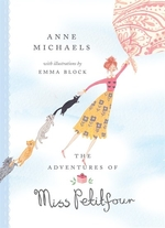 Book cover of ADVENTURES OF MISS PETITFOUR