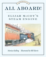 Book cover of ALL ABOARD