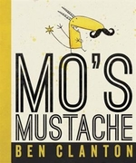 Book cover of MO'S MUSTACHE
