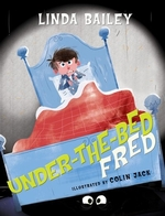 Book cover of UNDER-THE-BED FRED