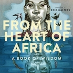 Book cover of FROM THE HEART OF AFRICA