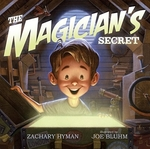 Book cover of MAGICIAN'S SECRET