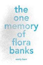 Book cover of 1 MEMORY OF FLORA BANKS