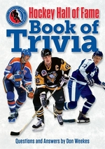 Book cover of HOCKEY HALL OF FAME BOOK OF TRIVIA