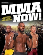 Book cover of MMA NOW THE STARS & STORIES OF MIXED M
