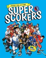Book cover of HOCKEY HALL OF FAME SUPER SCORERS