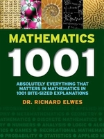 Book cover of MATH 10001 ABSOLUTELY EVERYTHING