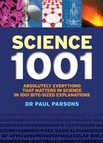 Book cover of SCIENCE 1001 ABSOLUTELY EVERYTHING THAT