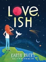 Book cover of LOVE ISH