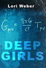 Book cover of DEEP GIRLS