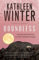 Book cover of BOUNDLESS - TRACING LAND & DREAM IN A