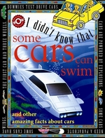 Book cover of I DIDN'T KNOW THAT SOME CARS CAN SWIM