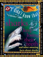 Book cover of I DIDN'T KNOW THAT SHARKS KEEP LOSING TH