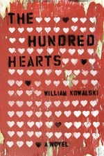 Book cover of 100 HEARTS