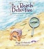 Book cover of BE A BEACH DETECTIVE