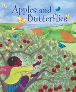Book cover of APPLES & BUTTERFLIES