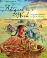 Book cover of ABIGAIL'S WISH