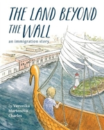 Book cover of LAND BEYOND THE WALL
