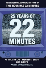 Book cover of 25 YEARS OF 22 MINUTES