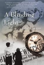 Book cover of BLINDING LIGHT